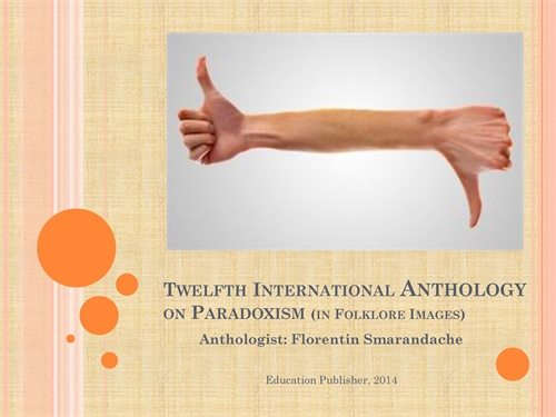 Twelfth International Anthology on Parad... by Smarandache, Florentin