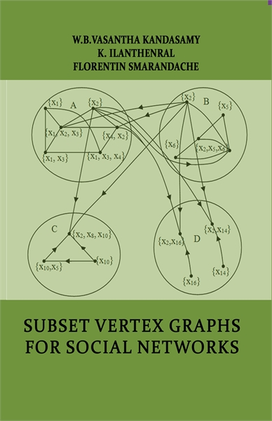 Subset Vertex Graphs for Social Networks by Kandasamy, W. B. Vasantha