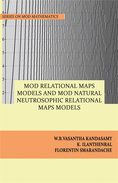 MOD Relational Maps Models and MOD Natur... by Kandasamy, W. B. Vasantha