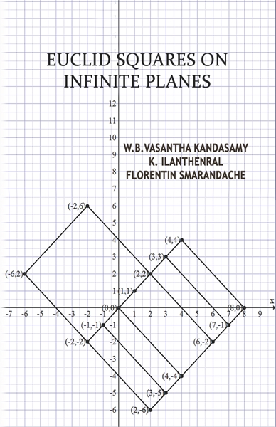 Euclid Squares on Infinite Planes by Kandasamy, W. B. Vasantha