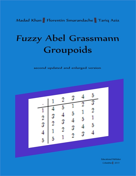 Fuzzy Abel Grassmann Groupoids : Second ... by Khan, Madad