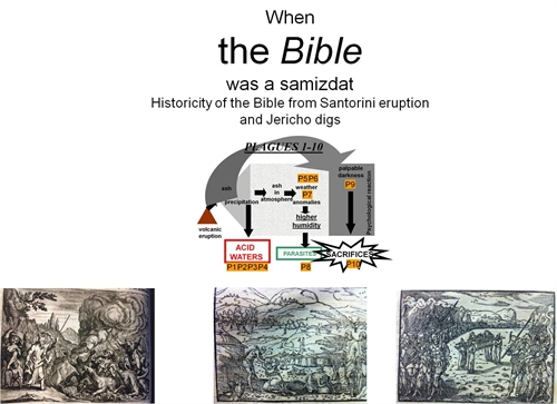 when the Bible was a samizdat : Historic... by Trevisanato, Siro, Igino, Ph.D.