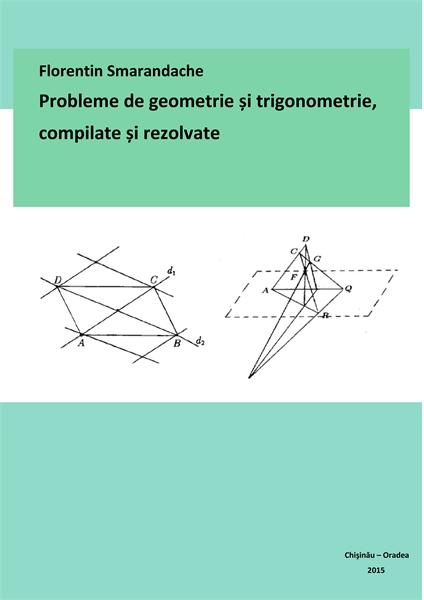 Probleme de geometrie și trigonometrie, ... by Smarandache, Florentin