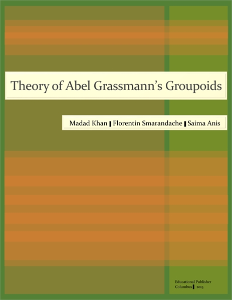 Theory of Abel Grassmann's Groupoids by Khan, Madad