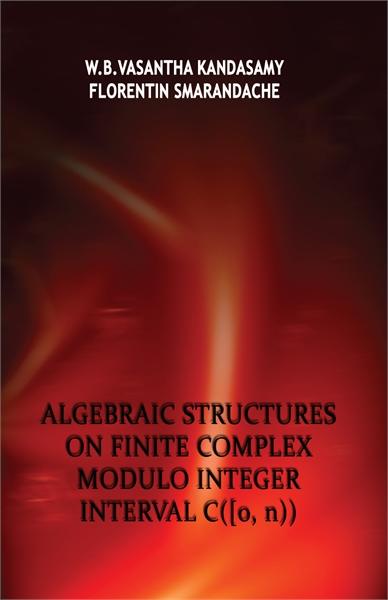 Algebraic Structures on Finite Complex M... by Kandasamy, W. B. Vasantha