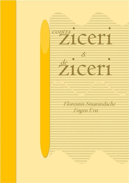 Contraziceri şi deziceri. Meridian român... by Smarandache, Florentin