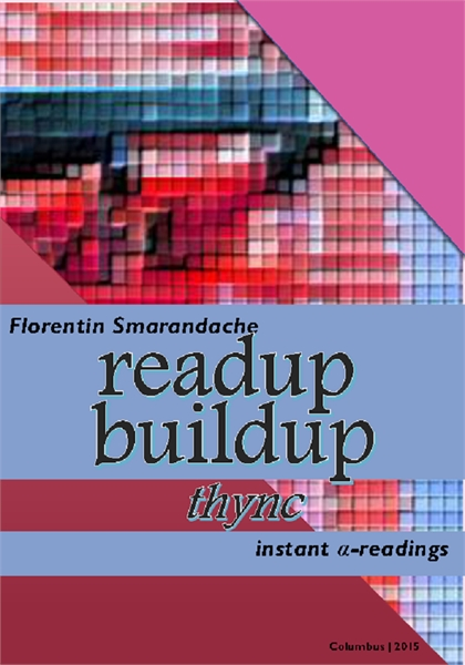 Readup Buildup. Thync. Instant α-reading... by Smarandache, Florentin