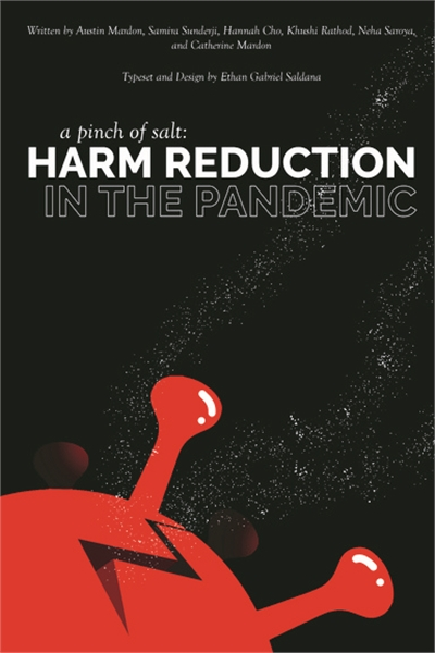 A Pinch of Salt: Harm Reduction in the P... by Mardon, Austin