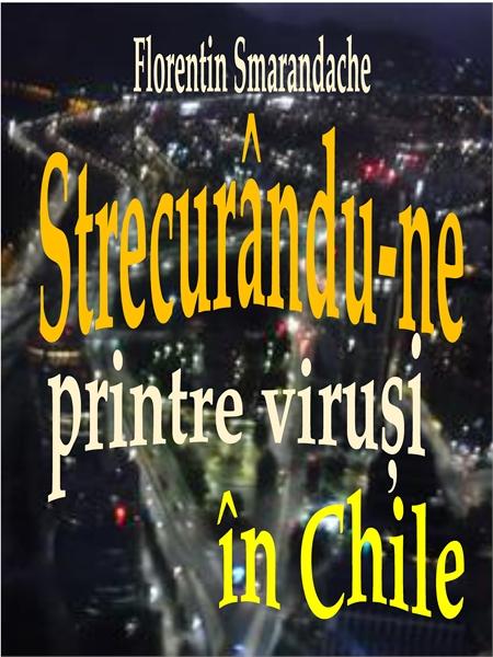 Strecurându-ne printre viruși în Chile. ... by Smarandache, Florentin