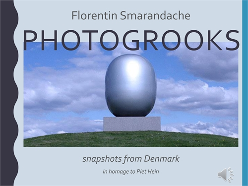 PhotoGrooks. Snapshots from Denmark. In ... by Smarandache, Florentin