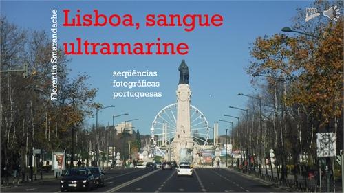 Lisboa, sangue ultramarine. Seqüências f... by Smarandache, Florentin