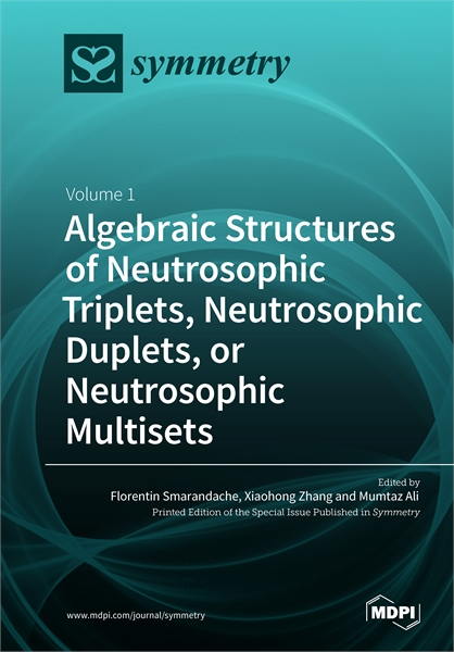 Algebraic Structures of Neutrosophic Tri... by Smarandache, Florentin