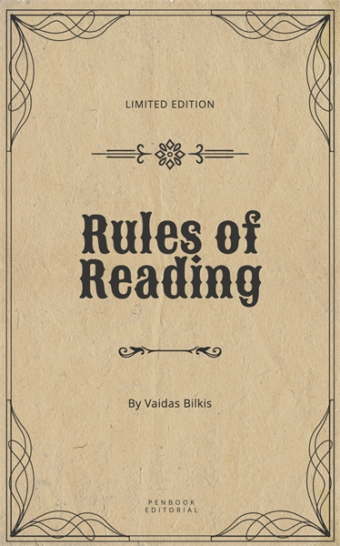 Rules of Reading-Research by Bilkis, Vaidas