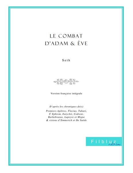 Le combat d'Adam et Ève by fils d'Adam, Seth