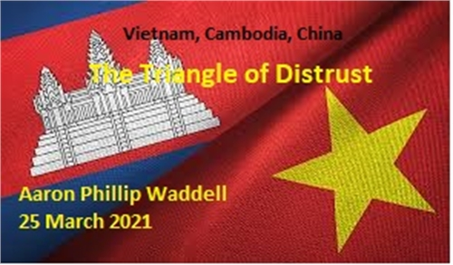 Vietnam, Cambodia, China : The Triangle ... by Waddell, Aaron, Phillip