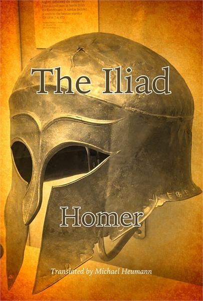 The Iliad by Heumann, Michael