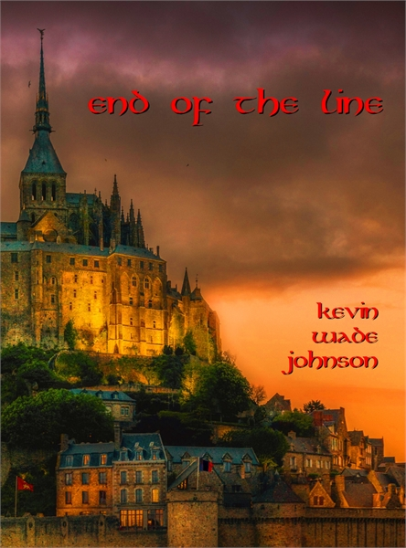 End of the Line by Johnson, Kevin, Wade
