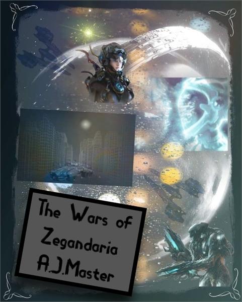 The Wars of Zegandaria : Planet Zegandar... by Marinov, Atanas, Zhivkov