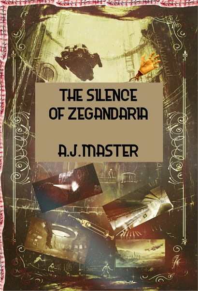 The Silence of Zegandaria : Planet Zegan... by Marinov, Atanas, Zhivkov