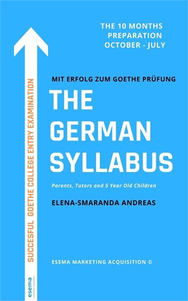 Teaching German: The German Syllabus for... by Andreas, Elena Smaranda, Ms.