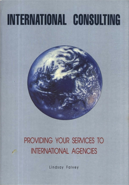 international Consulting  : Providing Yo... by FALVEY, LINDSAY