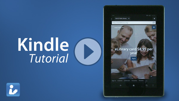 How-To-Tutorials: Download Kindle eBooks by World Public Library