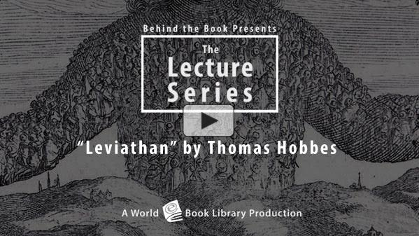 Leviathan by Thomas Hobbes : The Behind ... by Behind the Book