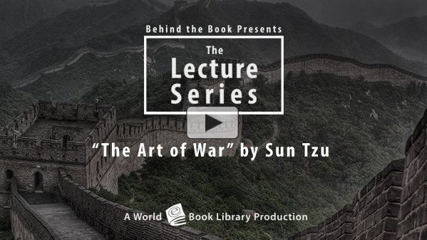 The Art of War by Sun Tzu ; The Behind t... by Behind the Book